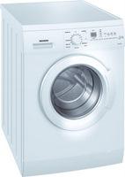 Die Siemens WM 12 E 340 Waschmaschine hat Knitterschutz (Foto: Siemens)