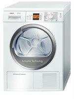 Der Bosch Wtw 86560 Logixx7 Wäschetrockner hat sensationell niedrige Energiekosten (Foto: Bosch)