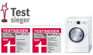 Bosch WAS 283443 Waschmaschinen Testsieger Foto: Bosch