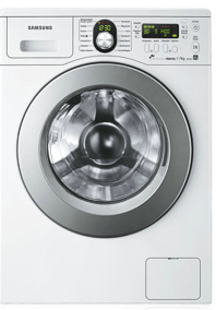 Samsung  WF-3784  Waschmaschine Foto: Samsung